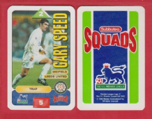 Leeds United Gary Speed Wales S95